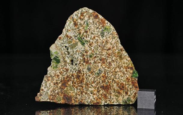 Часть протопланеты. Секреты уникального метеорита