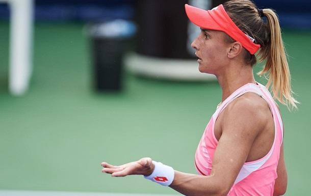 Цуренко зачохлила ракетку в 1/16-й турніру WTA в Монтерреї