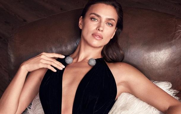 Ирина Шейк стала лицом аромата Oscar de la Renta