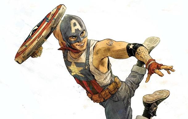 Marvel створила нового Капітана Америку