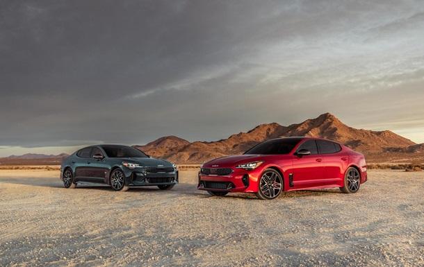 Kia представила новий покращений седан