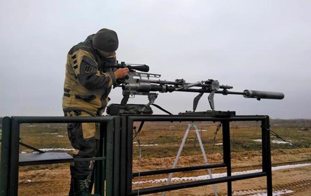 ВСУ показали снайперскую  пехотную пушку