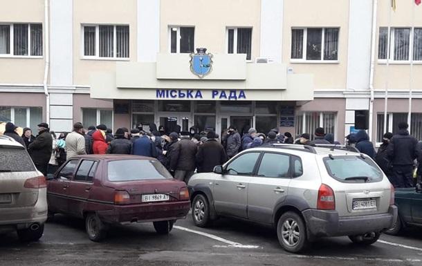 В Лубнах запустили процесс возвращения газовых сетей городу