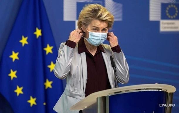 Глава Єврокомісії: Ситуація з COVID погіршується
