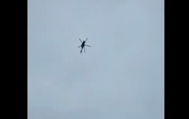 Росія відреагувала на інцидент з вертольотом на кордоні з Україною