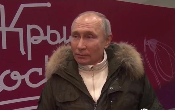 Путін пропонує Байдену дискусії  у прямому ефірі