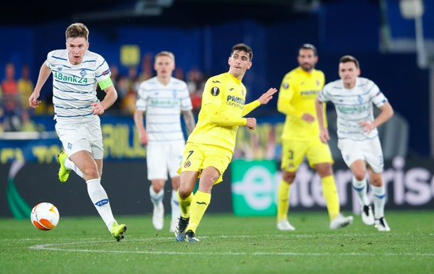 Динамо нанесло два удара в створ ворот Вильярреала