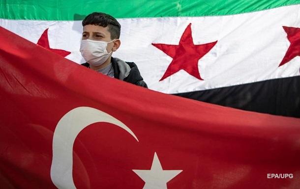 Территорию Турции обстреляли из Сирии – минобороны
