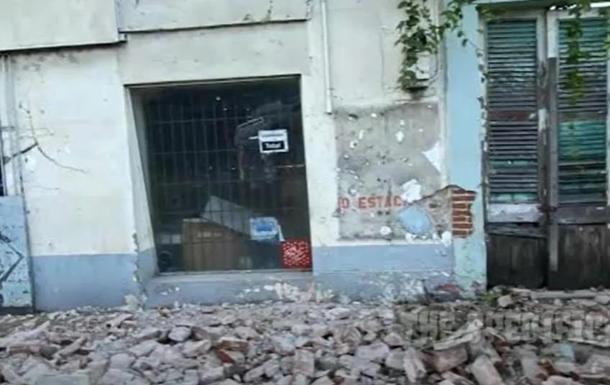 В Алжирі стався сильний землетрус