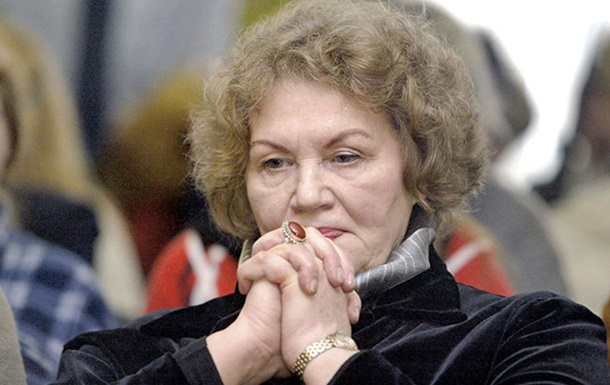 Совесть нации. Лине Костенко 91