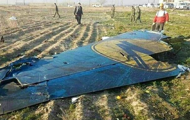 Иран пытается избежать ответственности за сбитый украинский самолет