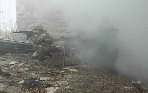 У зоні ООС під час обстрілу загинув боєць ЗСУ