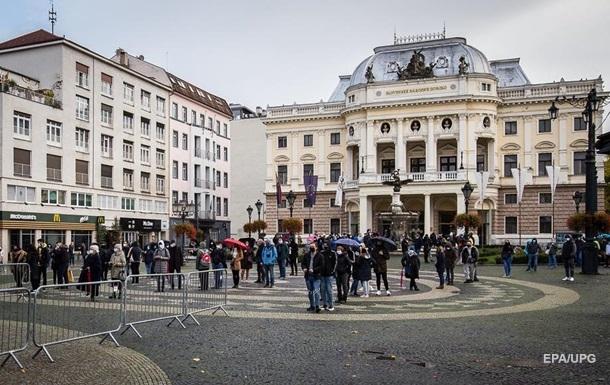У Словаччині штрафуватимуть за виїзд на відпочинок за кордон - ЗМІ