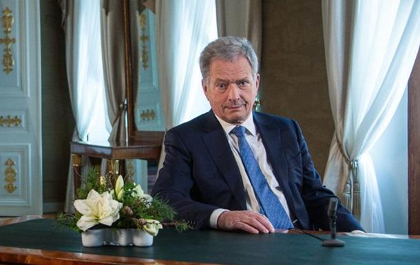 Президент Фінляндії зробив COVID-щеплення