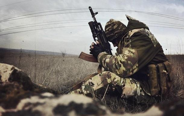 В зоне ООС погиб военный