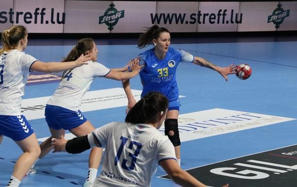 Жіноча збірна України з гандболу здобула першу перемогу у відборі на ЧС- 2022