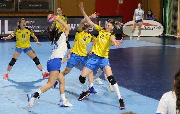 Женская сборная Украины по гандболу пробилась в плей-офф ЧМ-2021