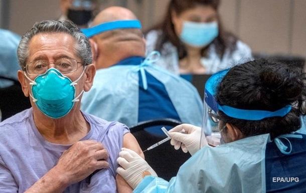 За день від COVID вакцинувалися понад 700 тисяч британців