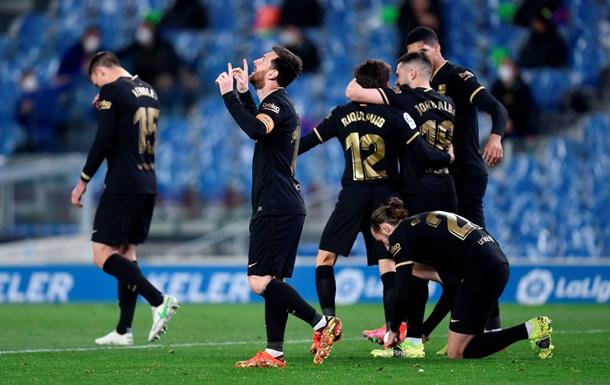 Барселона розгромила Реал Сосьєдад, відправивши у ворота суперника шість м ячів