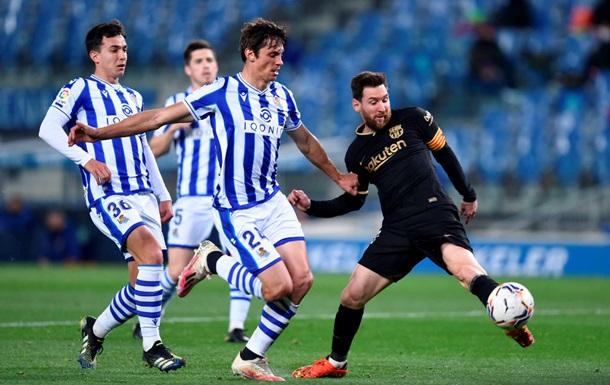 Месси стал рекордсменом Барселоны по числу матчей за клуб