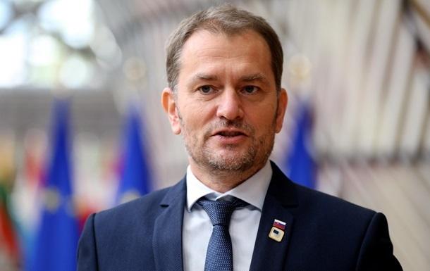 В Словакии премьер согласился уйти в отставку из-за скандала со Спутником V