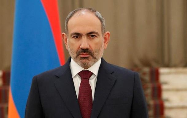 Пашинян заявил о назначении нового главы Генштаба