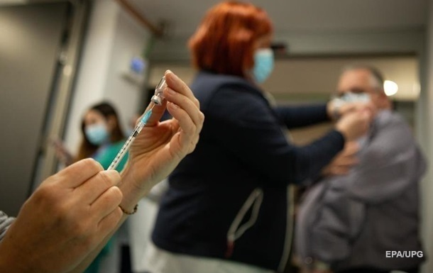 В Україні стартувала друга хвиля вакцинації