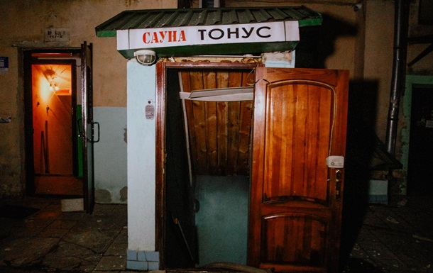В Тернополе при тушении огня в сауне пострадали четыре пожарных