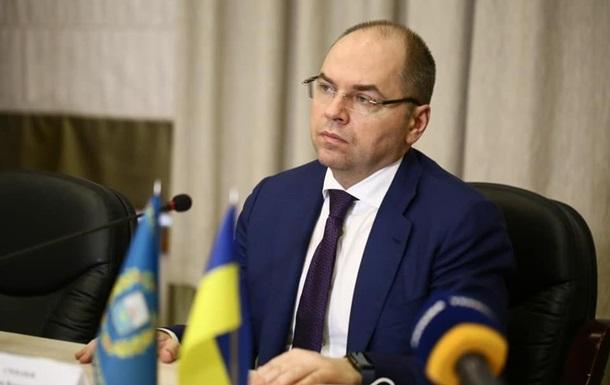 Степанов визнав проблему з поставками в Україну COVID-вакцин
