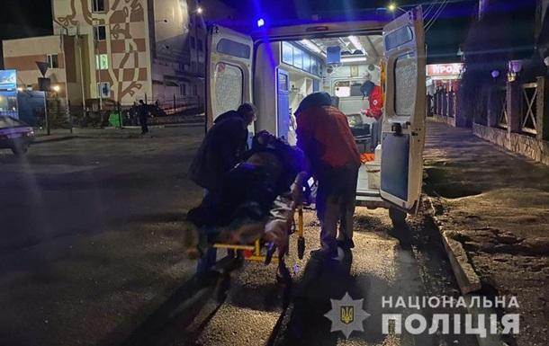У Житомирі чоловік підірвався на гранаті за спроби втекти від поліції