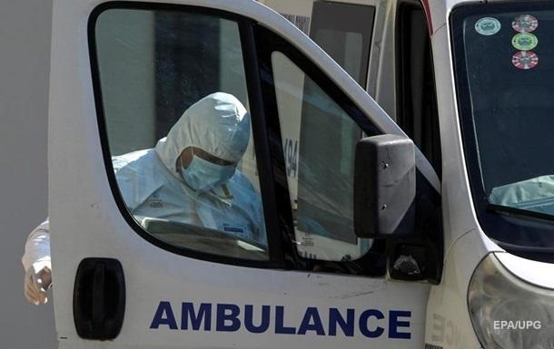 COVID значительно обогнал грипп и пневмонию по числу летальных случаев