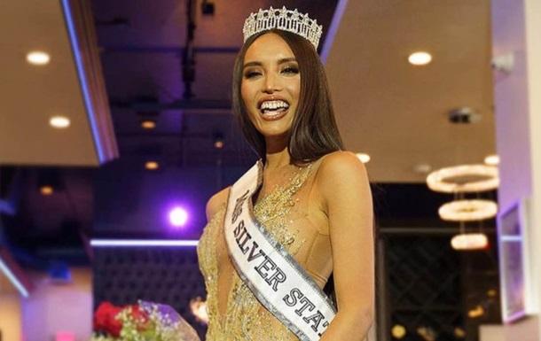 В США трансгендер выиграл женский конкурс красоты