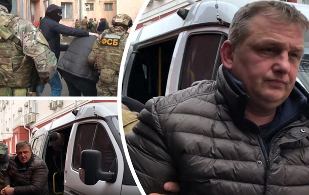Арест журналиста Есипенко традиционная стратегия Кремля