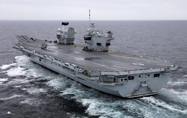 Британия усилит присутствие в Черном море