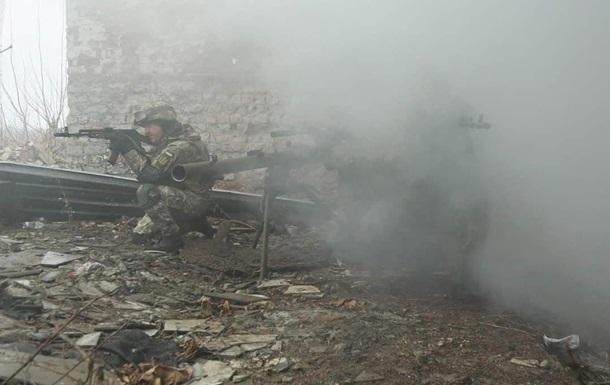 На Донбассе пять раз за сутки нарушалась  тишина