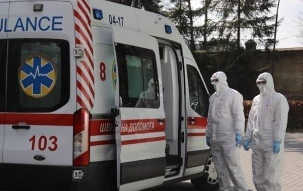 В Киеве за сутки от COVID-19 умерли 32 человека
