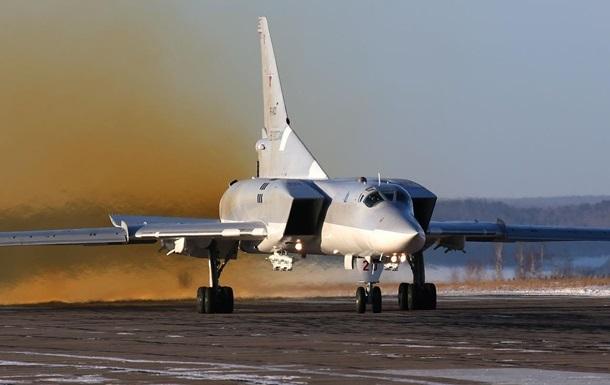 Один военный выжил при аварии бомбардировщика в РФ - СМИ