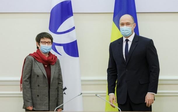 Украина предлагает ЕБРР присоединиться к проектам в дорожной отрасли