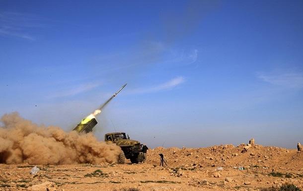 Базу США в Сирії обстріляли ракетами