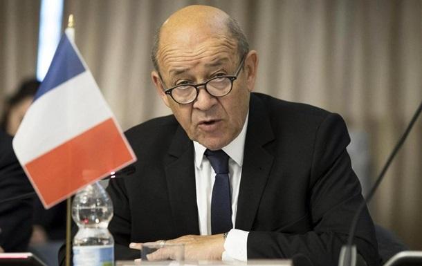 Франція закликала РФ конструктивно співпрацювати щодо Мінська і Нормандії