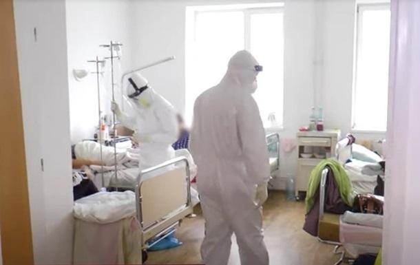В Украине новый антирекорд по числу COVID-смертей