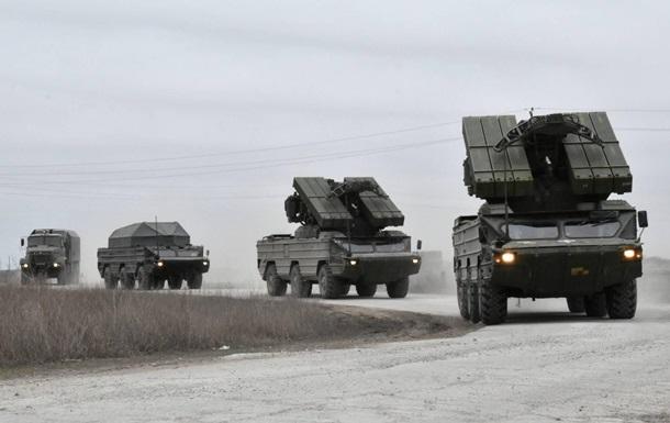 ЗСУ провели протиповітряні навчання біля Криму