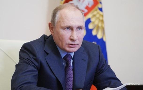 В Кремле рассказали о вакцинации Путина