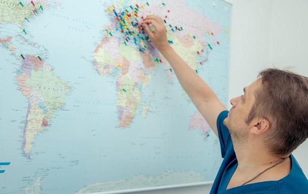 Репродуктивная карта мира