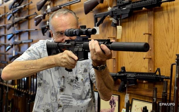 Вільний продаж зброї в США. Що змінить Байден