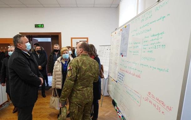 Міністр оборони Румунії виклав у соцмережу паролі кол-центру армії
