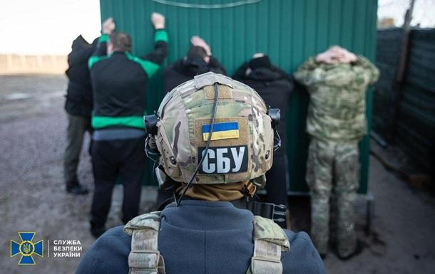 В Украине разоблачили военизированное вооруженное формирование