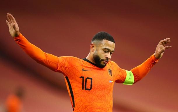 Турция сенсационно обыграла Нидерланды в первом матче отбора ЧМ-2022