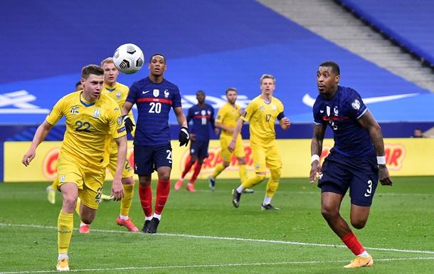 Матвієнко - найкращий гравець України в матчі проти Франції