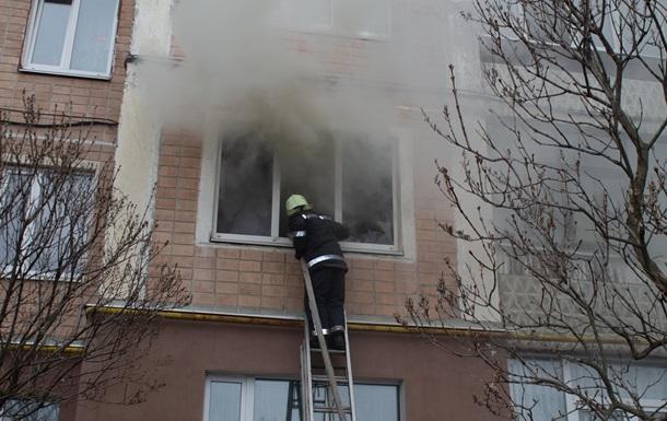 Під Харковом у пожежі загинула дворічна дитина
